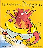 Don't You Dare, Dragon (Finger Puppet Books)