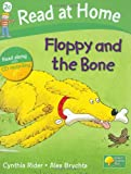 Read at Home: 2c: Floppy and the Bone Book + CD (Read at Home Level 2c)