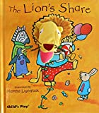 The Lion's Share (Finger Puppet Books)