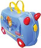 Trunki Trolley Kinderkoffer, Handgepäck für Kinder: Grüffelo (Braun)