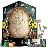 Dr. Daz Dinosaurier Ausgrabung Groß Ei Spielzeug für Kinder Dino Eier Ausgraben Geburtstag Party Set Kindergeburtstag Gastgeschenke Jungen Ab 6 7 8 9 10 Jahr