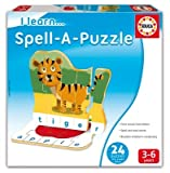 Educa 16416 - I Learn, Spell-a-Puzzle