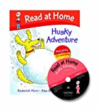 Read at Home: Level 4c: Husky Adventure Book + CD by Roderick Hunt (2006-01-05)