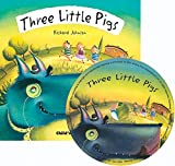 Three Little Pigs [With CD] (Flip-up Fairy Tales)