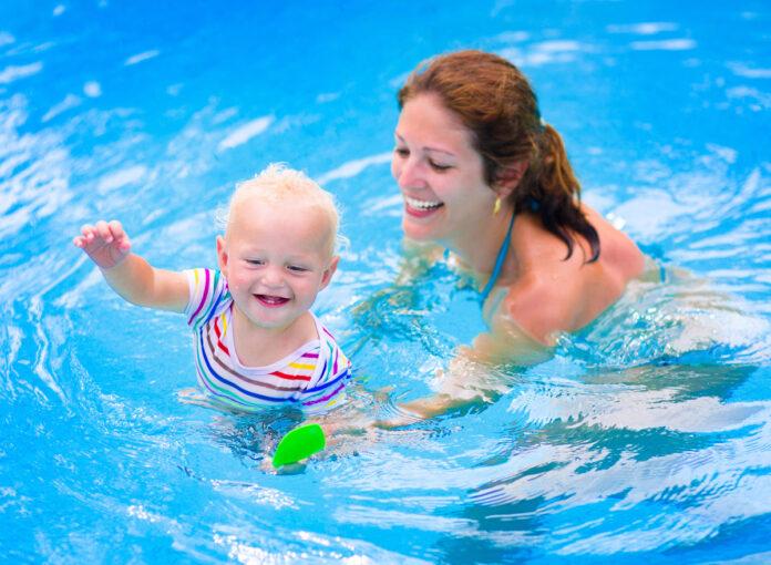 Vorteile vom Babyschwimmen