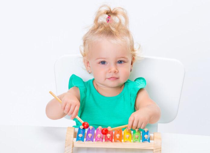 Musikalische Frühforderung beim Baby und beim Kleinkind