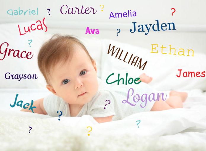 Vornamen: Worauf sollte man bei der Wahl des Vornamen für das Baby achten?