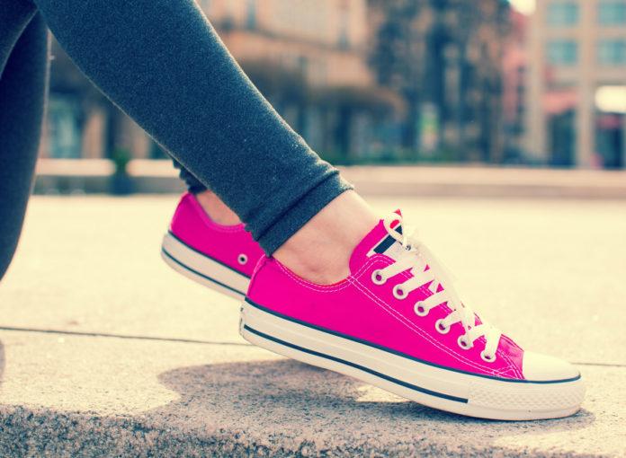 Welche Schuhe sind in der Schwangerschaft am besten?