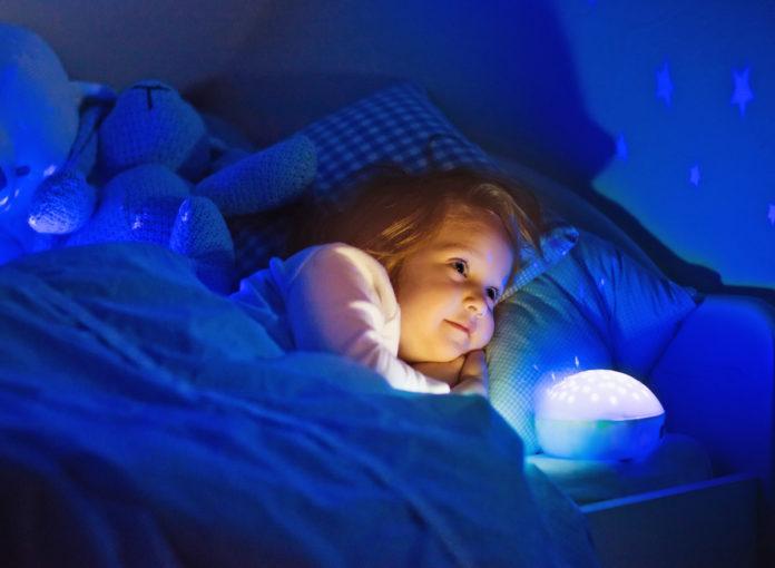Kinder lieben Nachtlichter