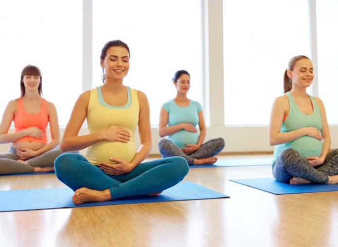 Sport in der Schwangerschaft tut gut