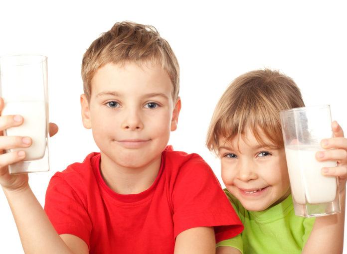 Milchallergie bei Kindern erkennen