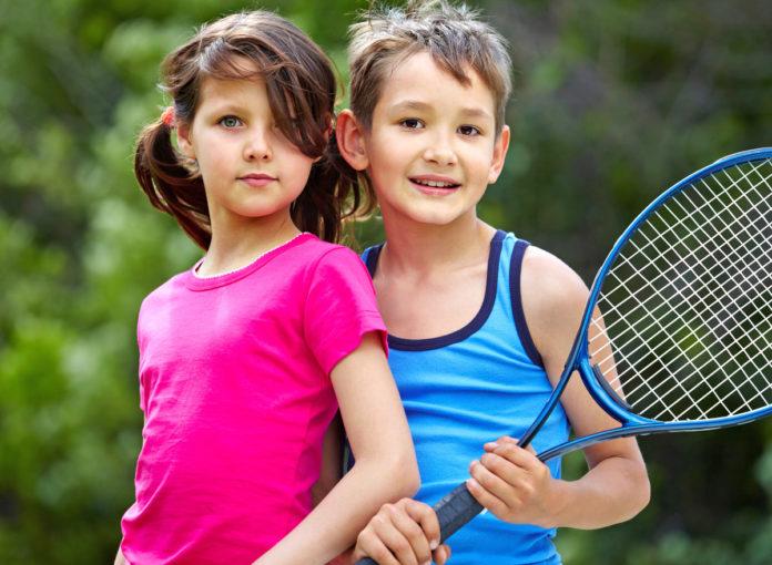 Sport fördert die kindliche Entwicklung