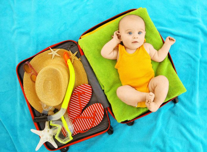 Mit Baby verreisen