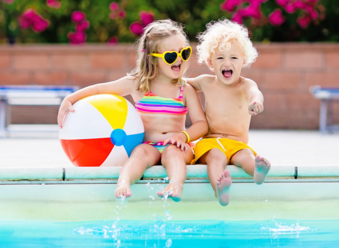 Kinder und Urlaub kann man gut kombimnieren