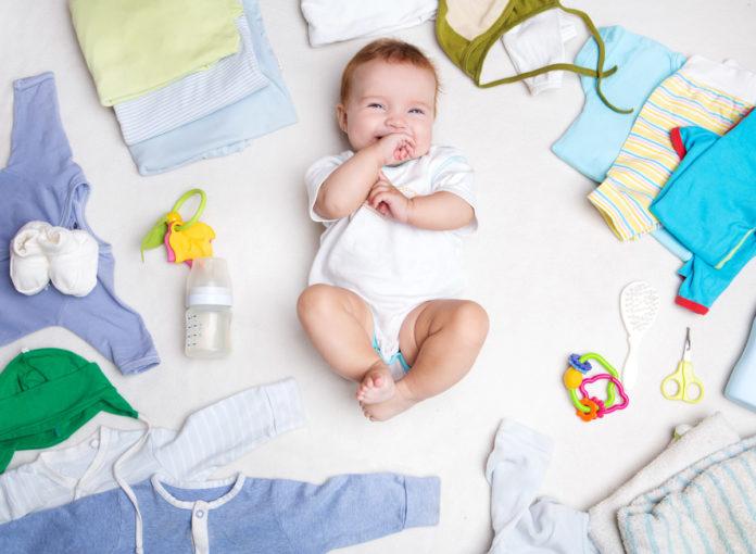 Was muss man bei Babykleidung beachten?