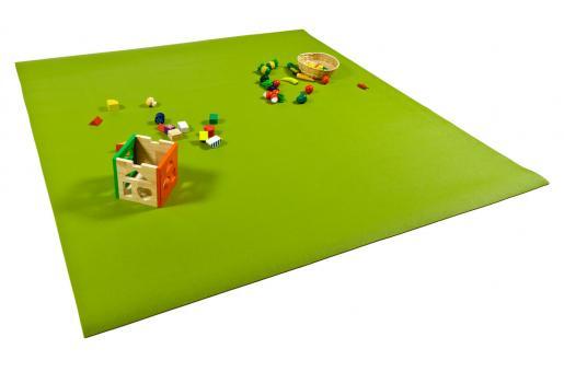 Yogilino® Krabbelmatte 120 x 120 cm in Deutschland hergestellt