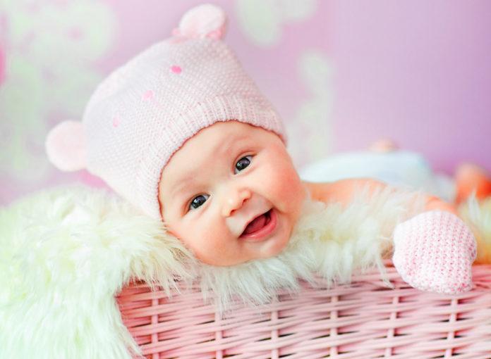 Erinnerungen festhalten mit Babykarten
