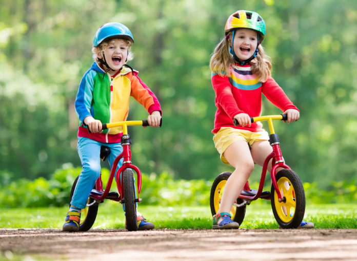 Ab wann kann man Laufräder für Kinder nutzen?