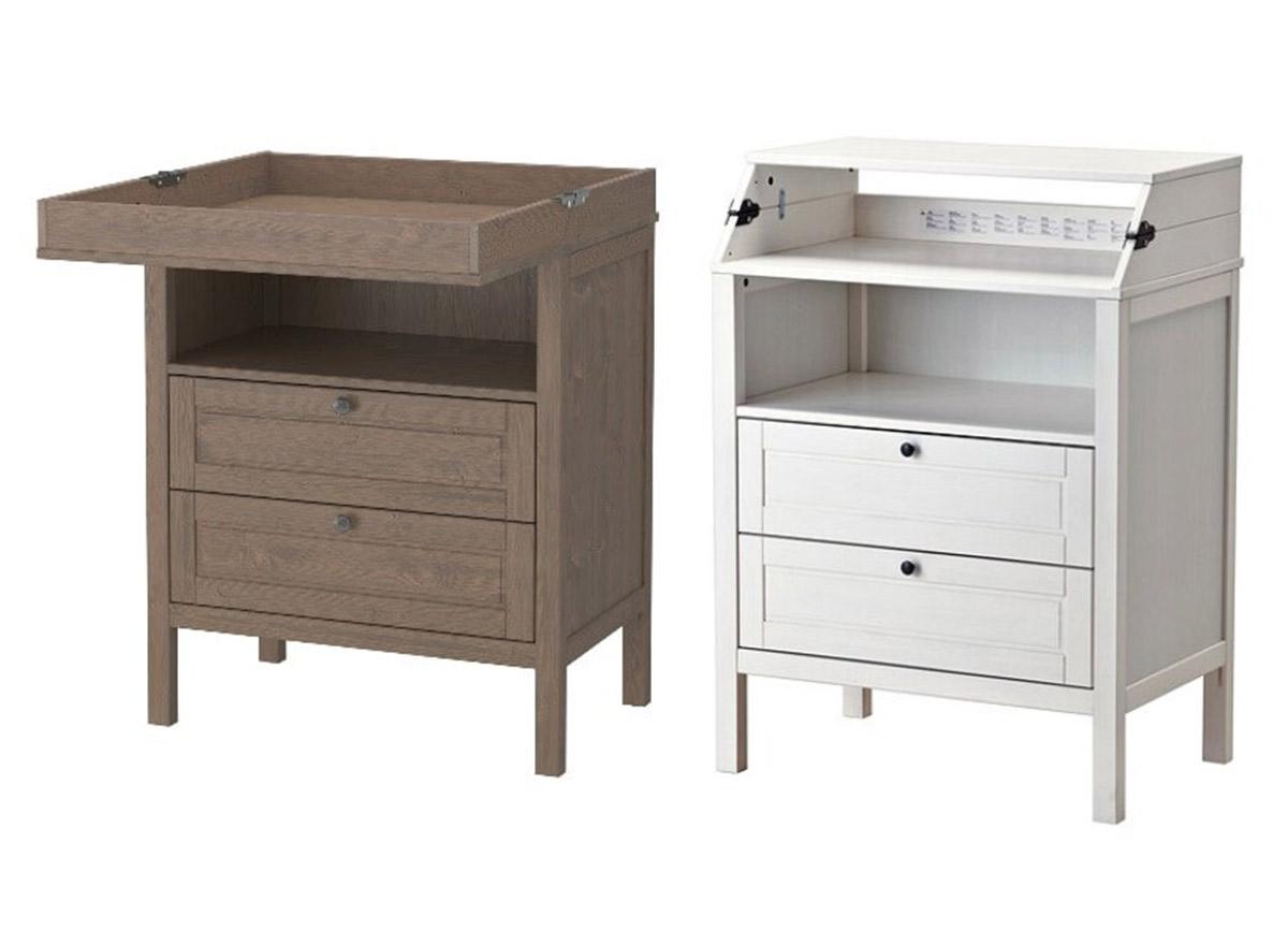 IKEA Rückruf Wickeltisch betroffene Produkte Sundvik