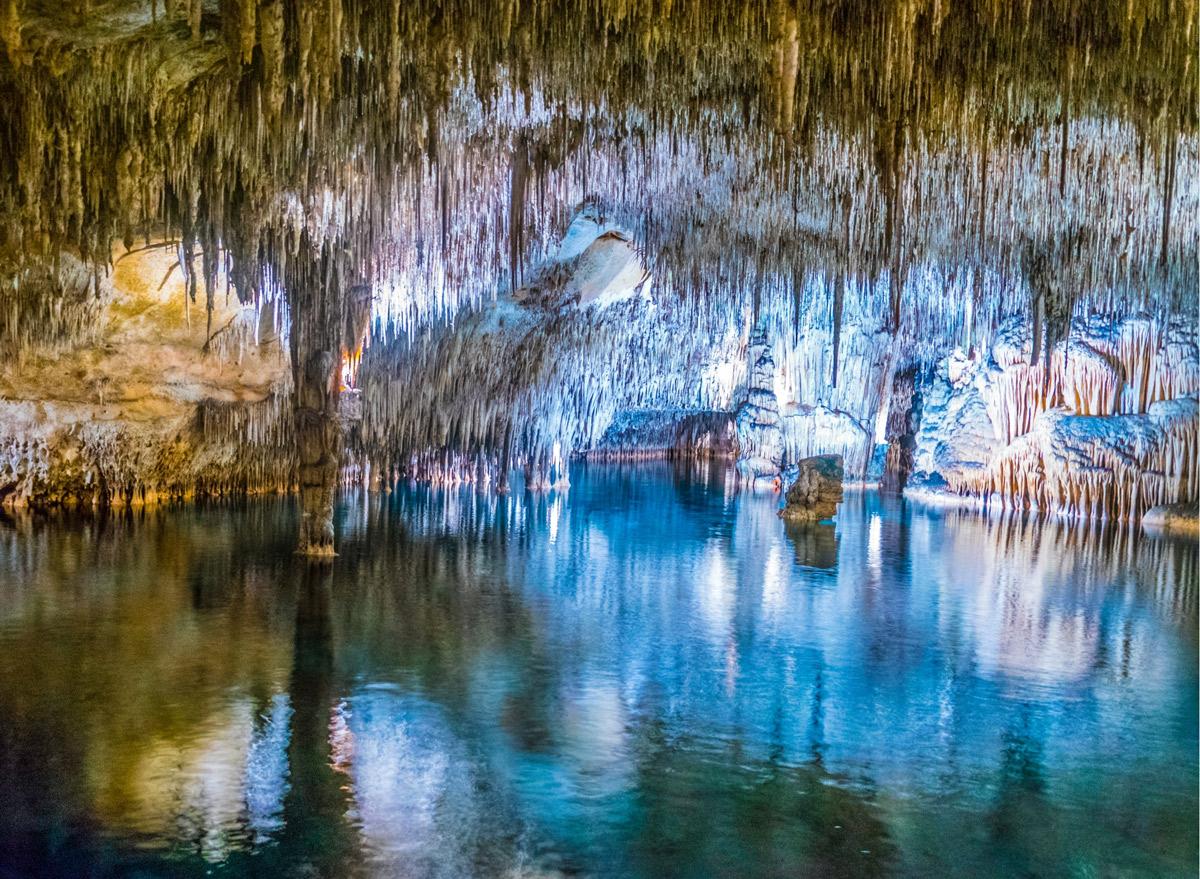 Mallorca Drachenhöhlen Coves del Drac