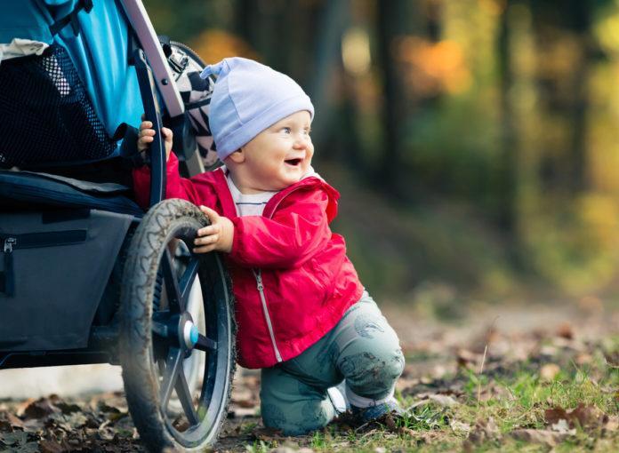Wandern mit Baby