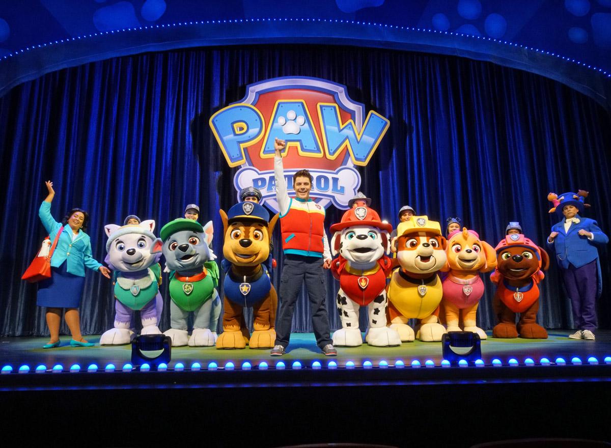 Die PAW Patrol Live Show kommt in 11 Städte