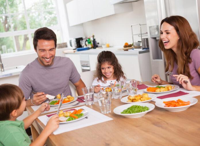 Gesund essen ist auch in Quarantäne wichtig
