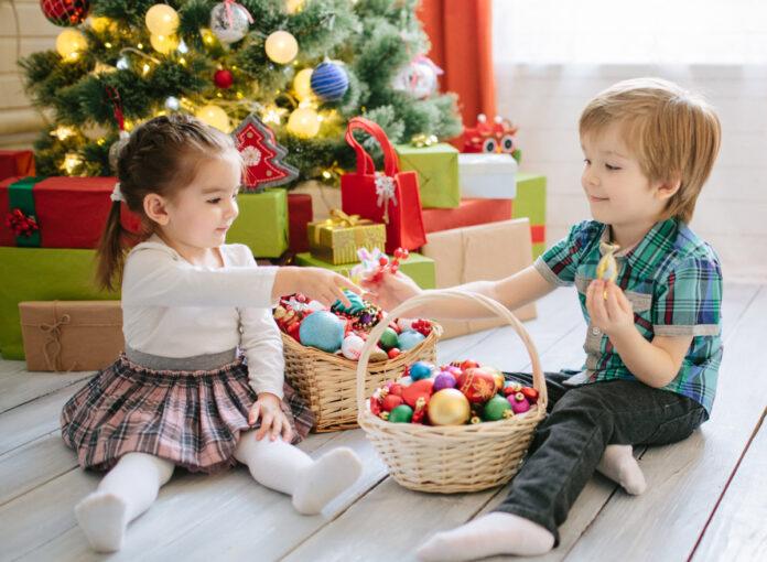 Weihnachten ist das Fest der Familie