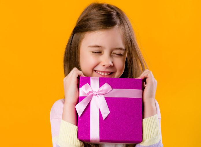 Was schenkt man Kleinkindern?