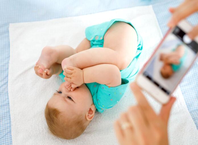 Erinnerungen vom Baby sind so wertvoll