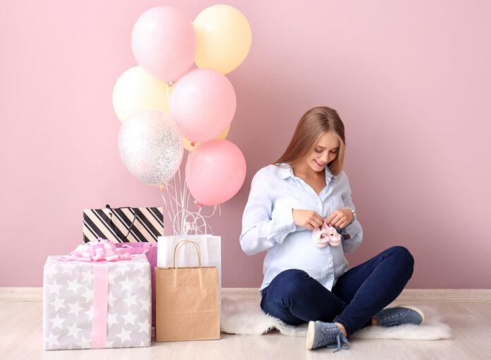 Baby Geschenke für werdende Eltern
