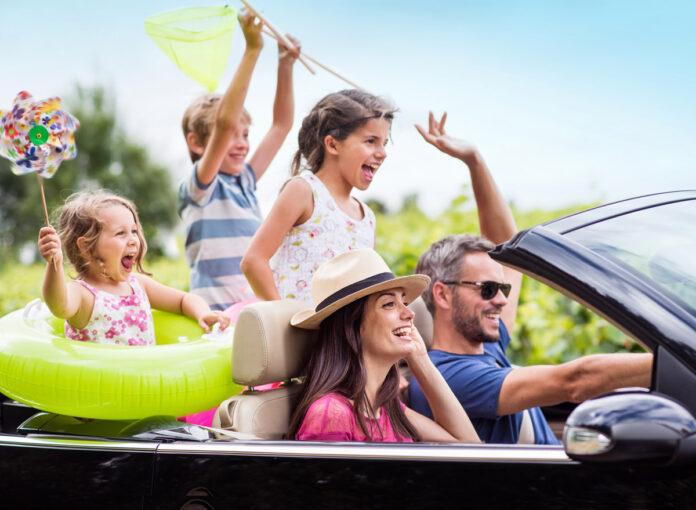 Urlaub mit dem Auto kann ein tolles Familienabenteuer werden