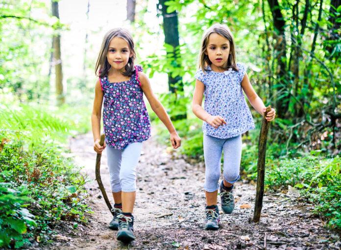 Wandern macht Kindern Spaß – vor allem, wenn die Wanderschuhe gut passen