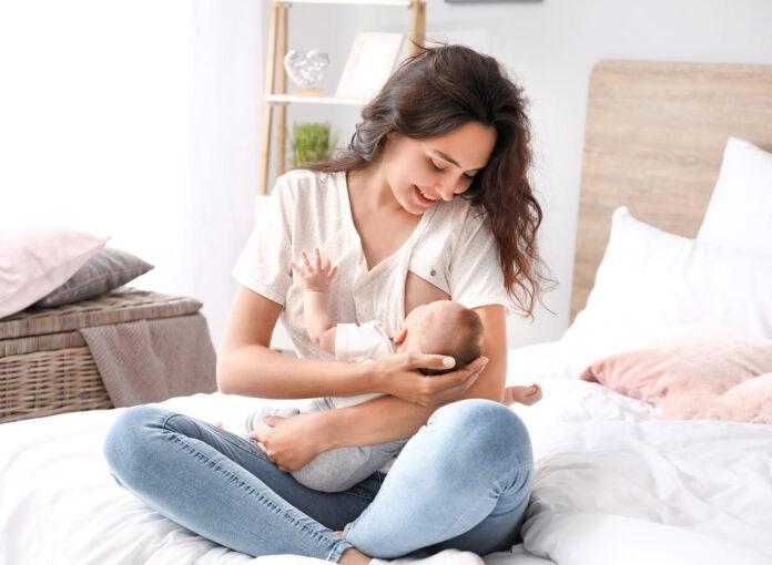 Besondere Erinnerung: Muttermilchschmuck erinnert an die schöne Stillzeit