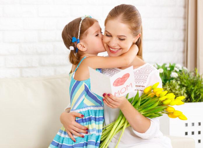 Gelbe Blumen passen total gut zum Muttertag