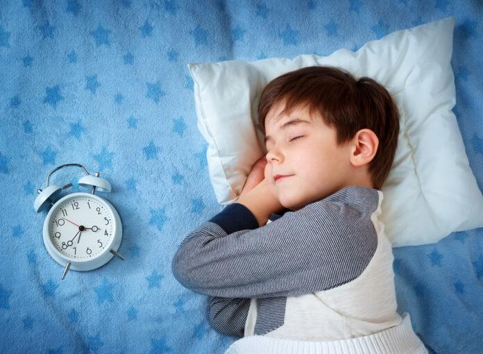 Was ist die beste Schlafenszeit für Kinder?